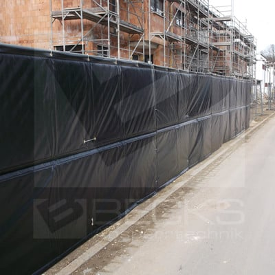 Lärmschutz Baustelle Regensburg Baulärm mindern